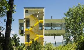 Interesting Architecture Houses In Gallery Tower House By Gluck Plus Photo Inside Design Inspiration