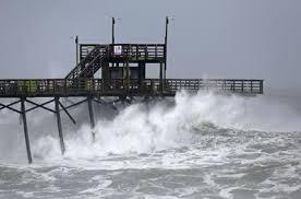 Tide Chart For Bogue Inlet North Carolina Carolinas Start Feeling Florences Impact As Catastrophic