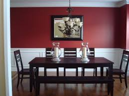 this is the related images of Red Dining Room Decor