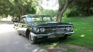 60 Chevy Belair 4 dr hardtop | MY Dream Garage | Pinterest | Chevy ...