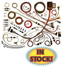 ford f parts american autowire 1953 1954 1955 1956 ford f 100 truck wiring kit 510303