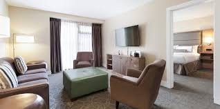 One Bedroom Suite King At Pacific Gateway Hotel In Richmond, British  Columbia