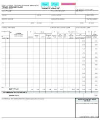 Expense Reimbursement Template Unique Reimbursement Form Template Deixardefumar