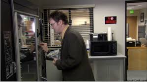 Office Vending Machines Beauteous In Which Episode Is Dwight Forced To Buy His Own Stuff From The