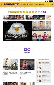 the most flexible and beautiful viral site builder with 16 ready demos which can be installed as simple as with 1