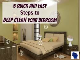 cleaning bedroom tips.  Tips 5 Quick And Easy Steps To Deep Clean Bedroom For Spring Found On Wisconsin  Homemaker For Cleaning Tips