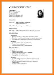 Resume For A Teacher Job Best of How To Prepare Resume Resume Work Template