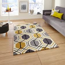 impressive geometric kitchen rug with best 25 yellow rug ideas on home decor grey and yellow living