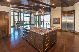 dark maple cabinets. Exellent Maple Luxury Kitchen With Maple Cabinets And Large Center Island On Dark Maple Cabinets S