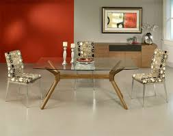 stylish brilliant dining room glass table:  brilliant glass dining room tables mikeharrington also glass dining room table