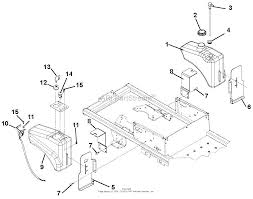 Gravely 915052 005000 mini zt 1434 parts diagram for fuel tank chevy fuel tank diagram mini fuel tank diagram