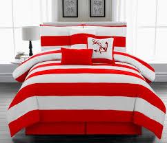 fresh red and white bedding set 97 for boho duvet covers with red and white bedding