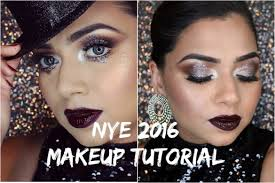 new year eve s makeup look