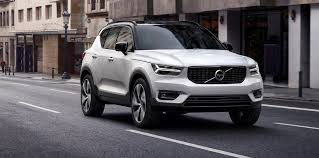 2018 volvo xc40.  volvo 2018 volvo xc40 revealed in volvo xc40