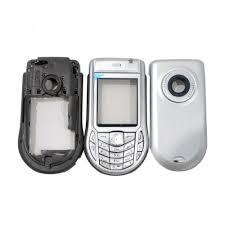 Full Body Housing for Nokia 6630 - White