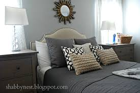 Small Night Stands Bedroom The Shabby Nest Using Dressers As Nightstands