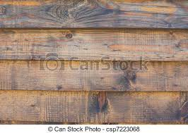 horizontal wood fence texture. Horizontal Wooden Fence Texture Close Up - Csp7223068 Wood