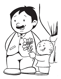 Small Picture Number One Dad Colouring Pages Fathers Day Ties To Color Coloring