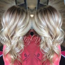 Melted Root With Bright Blonde Baliage