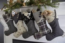 gray christmas stockings. Delighful Stockings IMG_2591 For Gray Christmas Stockings
