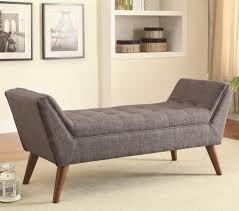 bench  product amazing curved upholstered bench contemporary