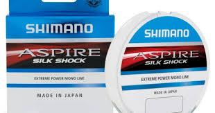 <b>Леска зимняя SHIMANO</b> Aspire Silk S Ice 50м прозрачная купить