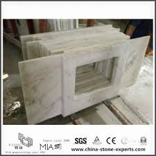 new beautiful engineered castro white marble countertops for bathroom design choices manufacturers and suppliers china whole yeyang stone