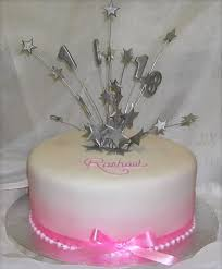 18th Birthday Cake For Girls