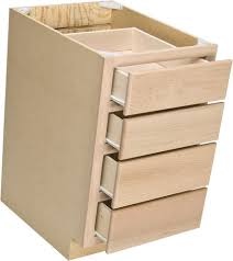 unfinished base cabinets with drawers. Throughout Unfinished Base Cabinets With Drawers