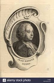 French Rococo Artist And Tapestry Designer Portrait Of Jean Baptiste Oudry French Rococo Painter