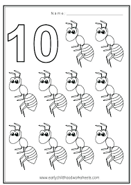 number 2 colouring page children coloring pages numbers 1 20 sheet