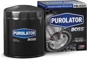 Purolator Oil Filter Selection Guide