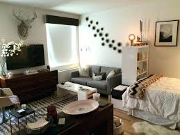 Decorating A Studio Apartment On A Budget Awesome Inspiration