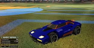 rocket league new import painted cars