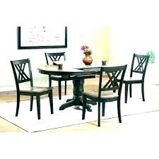 person outdoor dining set with round patio table inspirations