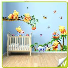 winnie the pooh wall art the pooh wall art best of the pooh full bedroom mural winnie the pooh wall art