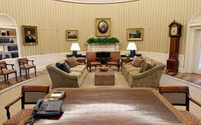 oval office decor. Following Tradition, Obama Redecorates Oval Office | McClatchy Washington Bureau Decor A