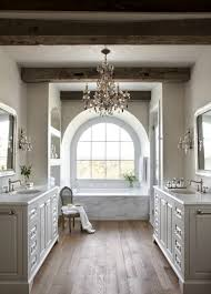 bathroom lighting chandelier. glorious bathroom chandelier via scout u0026 nimble lighting