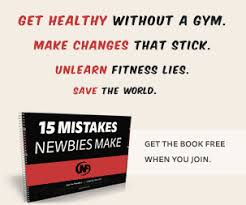 get healthy without a gym join the nerd fitness rebellion