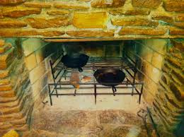 fireplace grate for cooking with cast iron skillets fireplace cooking grate jpg