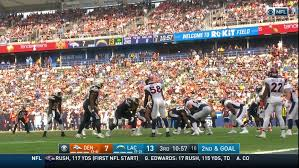 Chargers Crowd Was Embarrassing Against Broncos