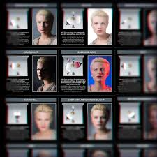 Face Lighting Reference Portrait Lighting Guides Thomas Schmall
