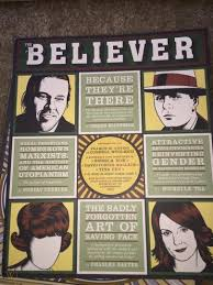 Rare 2003- 04 The Believer Magazine lot 9 Issues 8 9 10 11 12 13 14 18 and  19th