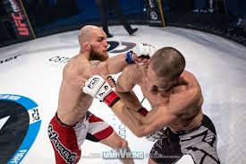 Lightweight mma fighter on the norwegian national team fighting out of herjer mma in haugesund sponsorer: Cageside Photos Nyland Versus Stromanis At Fcr 8