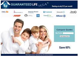 Aarp Term Life Insurance Quotes Guaranteed Issue Term Life Insurance Brokers Online Over 100 86
