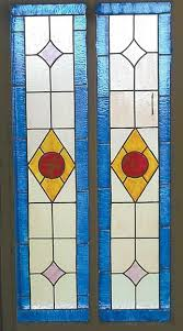 faux stained glass begins with pattern