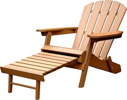 faux plastic adirondack chair