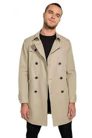 guess men s trench coat