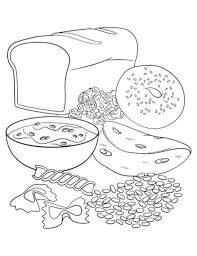 Small Picture my food plate coloring page 28 images color my plate with