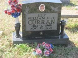 "William J ""Billy"" Curran Jr. (1968-1999) - Find A Grave Memorial"